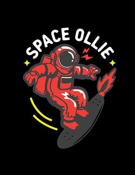 SPACE OLLIE